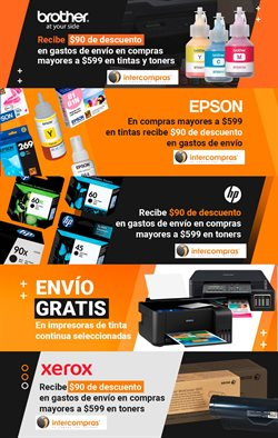 Ofertas de Electrónica y Tecnología en el catálogo de Intercompras en Heróica Caborca ( 3 días más )