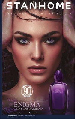 Ofertas de Perfumerías y Belleza en el catálogo de Stanhome en Miguel Hidalgo ( Publicado hoy )