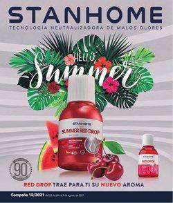 Ofertas de Perfumerías y Belleza en el catálogo de Stanhome ( 2 días más)