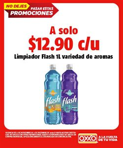 Ofertas de Flash en OXXO