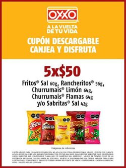 Ofertas de Hiper-Supermercados en el catálogo de OXXO ( Más de un mes )