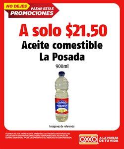 Ofertas de Hiper-Supermercados en el catálogo de OXXO en Tijuana ( 10 días más )