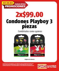 Ofertas de Condones en OXXO
