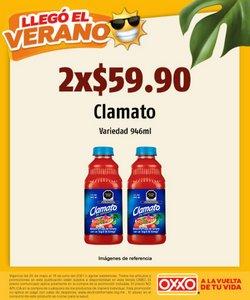 Ofertas de Hiper-Supermercados en el catálogo de OXXO ( Vence mañana)
