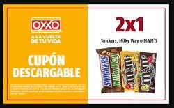 Ofertas de OXXO  en el folleto de Xochimilco