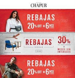 Catálogo Chapur ( 3 días publicado )