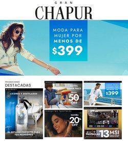 Ofertas de Chapur en el catálogo de Chapur ( Vence hoy)