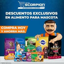 Catálogo Scorpion en Heróica Puebla de Zaragoza ( Caducado )