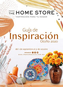 Catálogo The Home Store ( Caducado )