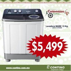 Ofertas de Contino en el catálogo de Contino ( Publicado ayer)