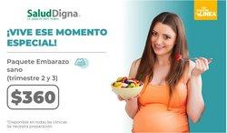 Ofertas de Farmacias y Salud en el catálogo de Salud Digna ( 4 días más)
