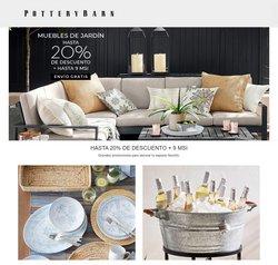 Ofertas de Pottery Barn en el catálogo de Pottery Barn ( 7 días más)