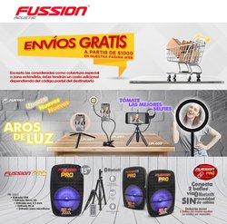 Ofertas de Radio en Fussion
