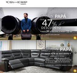 Catálogo Casa de las Lomas ( 2 días más)