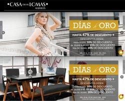 Ofertas de Hogar y Muebles en el catálogo de Casa de las Lomas ( 2 días más)