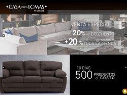 Catálogo Casa de las Lomas ( Vence hoy)