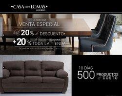 Catálogo Casa de las Lomas ( Publicado ayer)