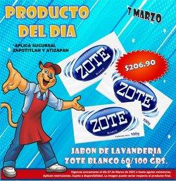 Ofertas de Hiper-Supermercados en el catálogo de El Puma Abarrotero en Benito Juárez (CDMX) ( Caduca hoy )