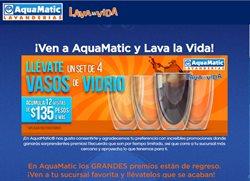 Catálogo Aquamatic en Benito Juárez (CDMX) ( 9 días más )