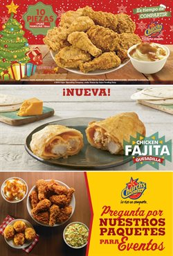 Ofertas de Church's Chicken  en el folleto de Reynosa
