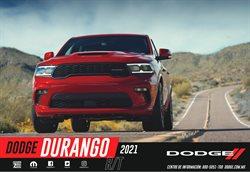 Ofertas de Autos, Motos y Repuestos en el catálogo de Dodge ( Más de un mes)
