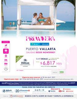 Ofertas de Viajes en el catálogo de Euromundo en Naucalpan (México) ( Publicado ayer )