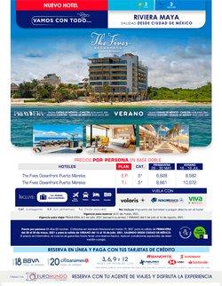 Ofertas de Hoteles en Euromundo