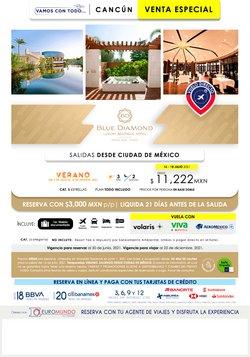 Ofertas de Viajes en el catálogo de Euromundo ( 18 días más)