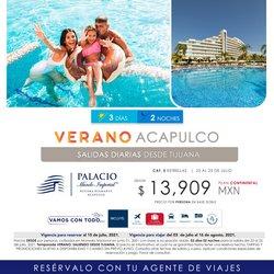 Ofertas de Viajes en el catálogo de Euromundo ( 13 días más)