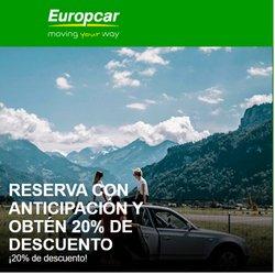 Ofertas de Autos, Motos y Repuestos en el catálogo de Europcar ( 10 días más)