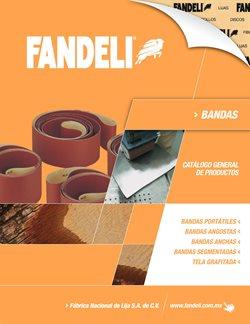 Ofertas de Ferreterías y Construcción en el catálogo de Fandeli en San Francisco del Rincón ( Más de un mes )