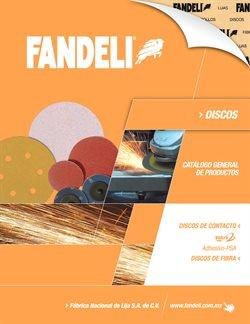 Ofertas de Ferreterías y Construcción en el catálogo de Fandeli en Santa Catarina (Nuevo León) ( Más de un mes )