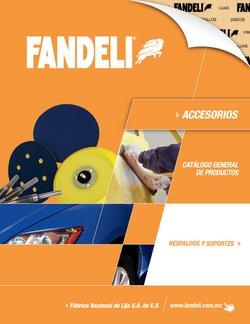 Ofertas de Fandeli en el catálogo de Fandeli ( 30 días más)