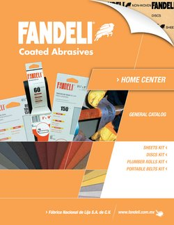 Ofertas de Ferreterías y Construcción en el catálogo de Fandeli ( Publicado hoy)