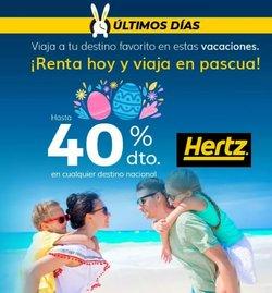 Ofertas de Hertz en el catálogo de Hertz ( Vencido)