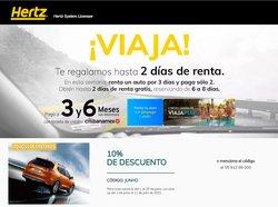 Ofertas de Autos, Motos y Repuestos en el catálogo de Hertz ( 17 días más)