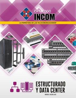 Catálogo Incom en Ciudad de México ( Más de un mes )
