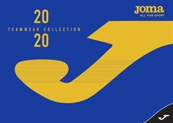 Ofertas de Deporte en el catálogo de Joma en Miguel Hidalgo ( Más de un mes )