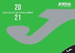 Ofertas de Deporte en el catálogo de Joma en Naucalpan (México) ( Más de un mes )