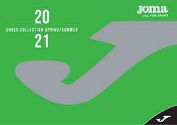Ofertas de Deporte en el catálogo de Joma ( 27 días más)