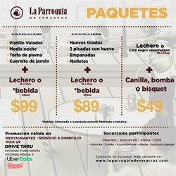 Ofertas de Restaurantes en el catálogo de La parroquia de Veracruz en Córdoba (Veracruz) ( 4 días más )