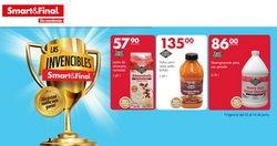 Ofertas de Hiper-Supermercados en el catálogo de Smart & Final ( 3 días más)