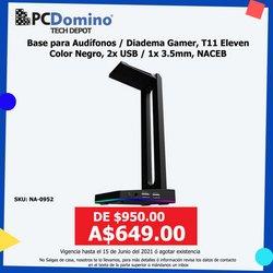 Ofertas de PC Domino en el catálogo de PC Domino ( Vencido)