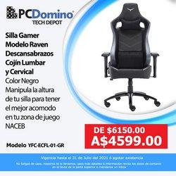 Ofertas de PC Domino en el catálogo de PC Domino ( Vence hoy)