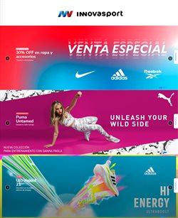 Ofertas de Deporte en el catálogo de Innovasport en Guadalajara ( Vence mañana )