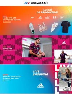 Ofertas de Deporte en el catálogo de Innovasport en Miguel Hidalgo ( 18 días más )