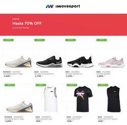 Ofertas de Innovasport en el catálogo de Innovasport ( Vencido)