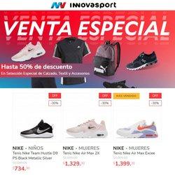 Catálogo Innovasport ( Vence mañana)
