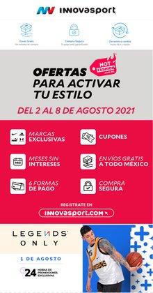 Catálogo Innovasport ( 8 días más)