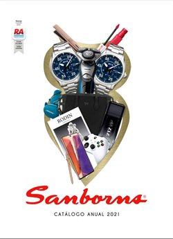 Ofertas de Tiendas Departamentales en el catálogo de Sanborns en Cuauhtémoc (CDMX) ( Más de un mes )